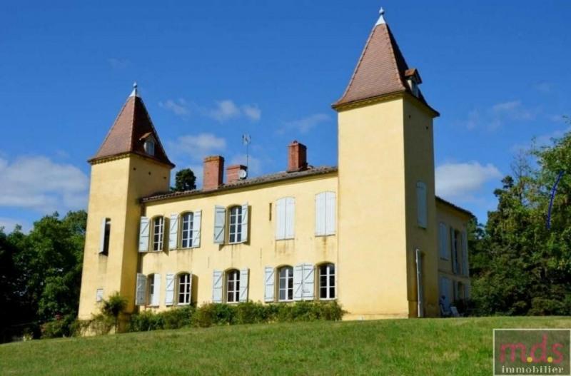 Vente de prestige château Verfeil secteur 1160000€ - Photo 1