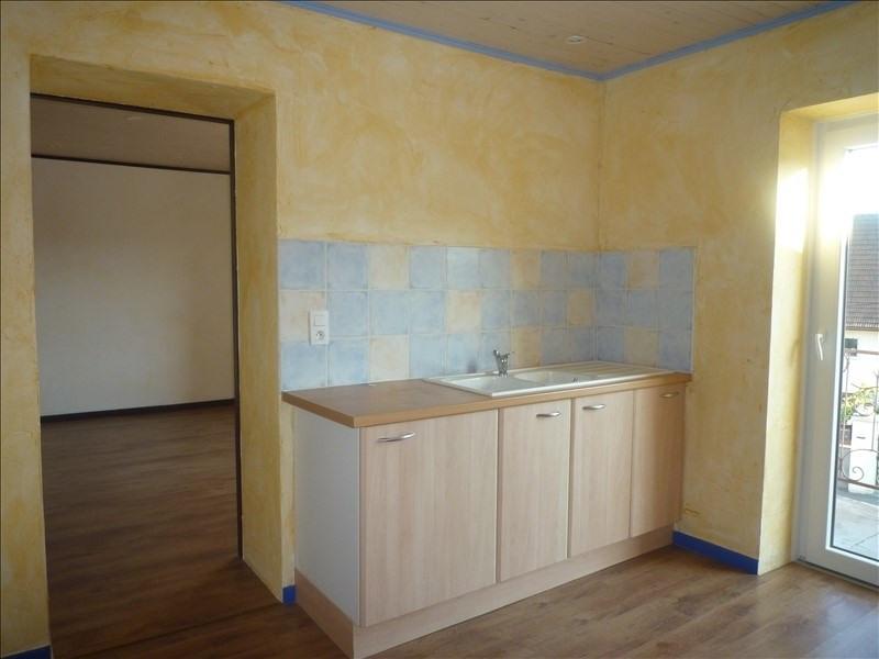 Sale apartment Culoz 48000€ - Picture 3
