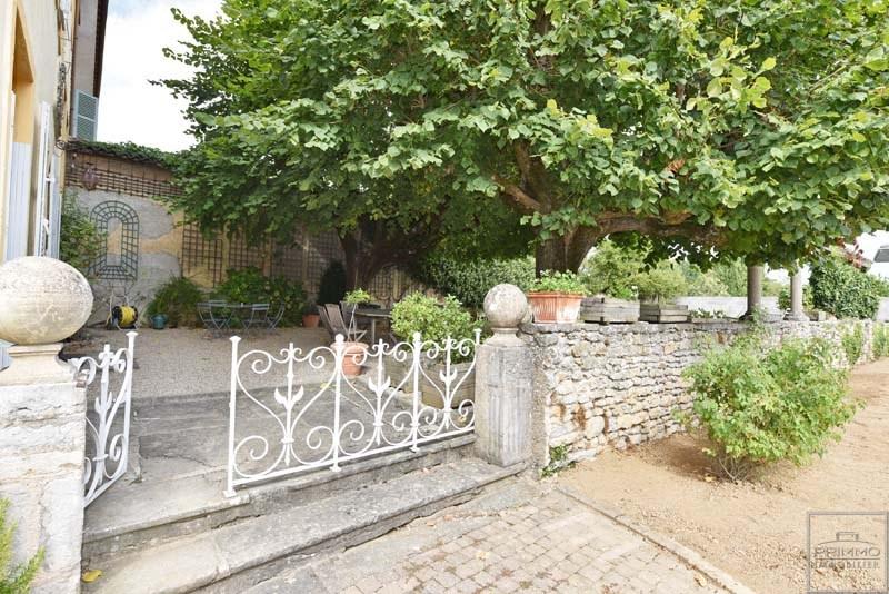 Deluxe sale house / villa Saint didier au mont d'or 890000€ - Picture 2