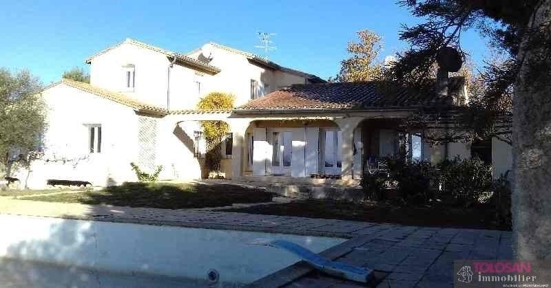 Deluxe sale house / villa Villefranche de lauragais 15 mn 429000€ - Picture 2