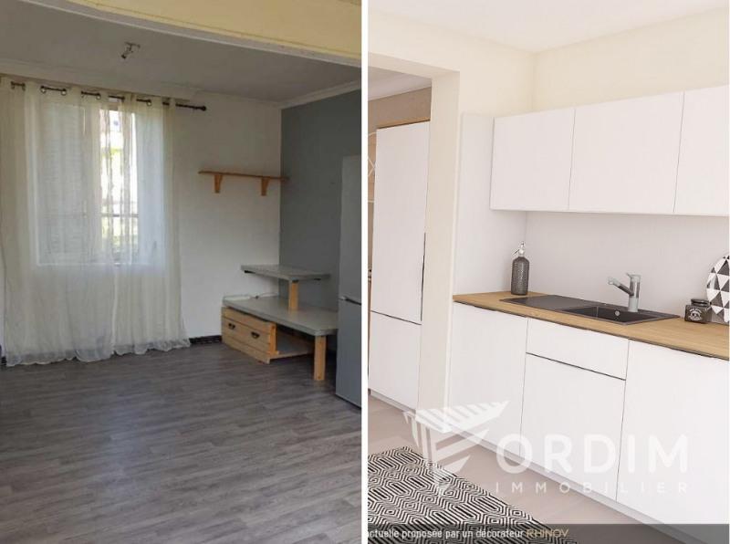 Vente maison / villa St martin sur armancon 49000€ - Photo 2
