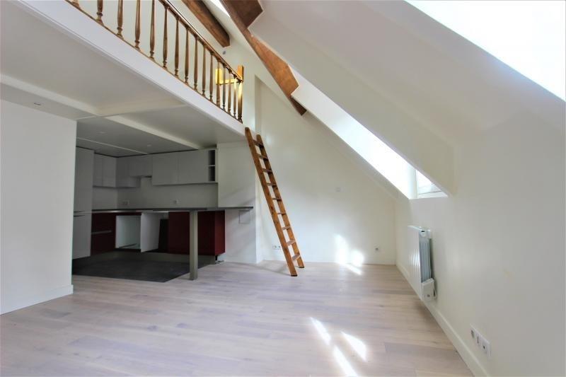 Vente appartement Paris 3ème 499000€ - Photo 1