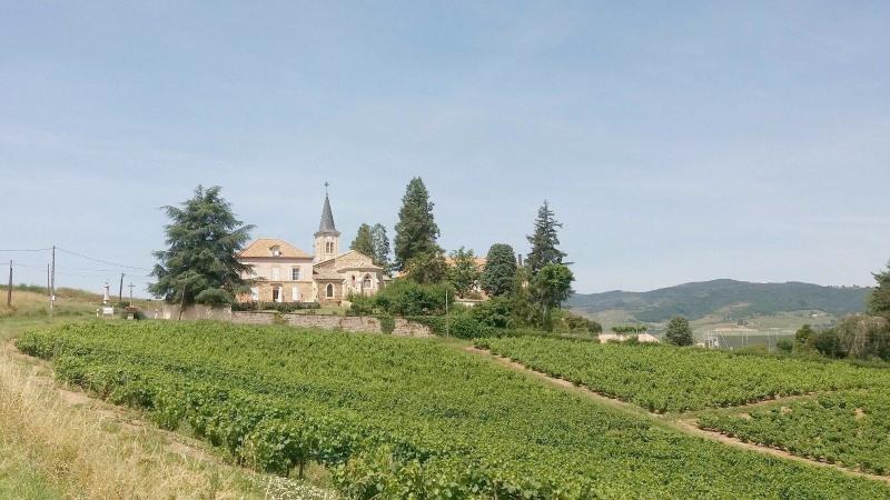 Maisons vendre salles arbuissonnas en beaujolais entre for Acheter maison beaujolais