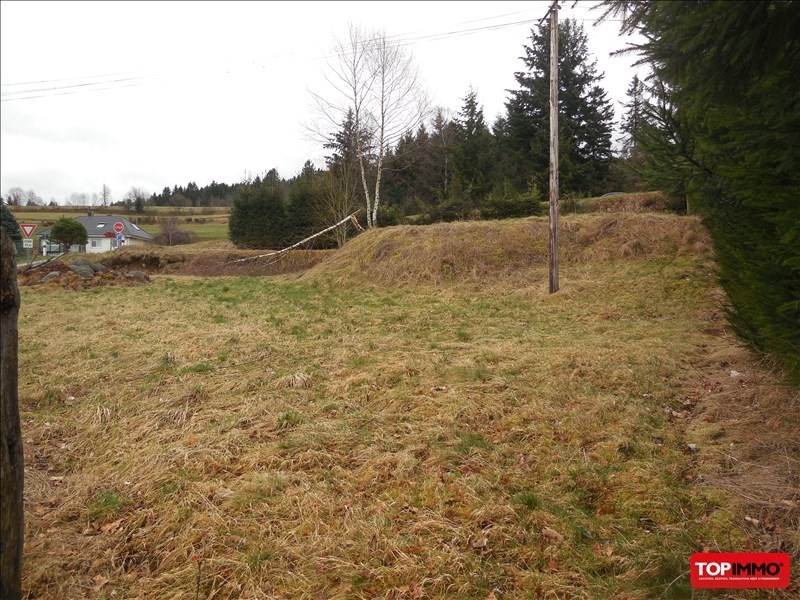 Vente terrain Gerbepal 24500€ - Photo 1