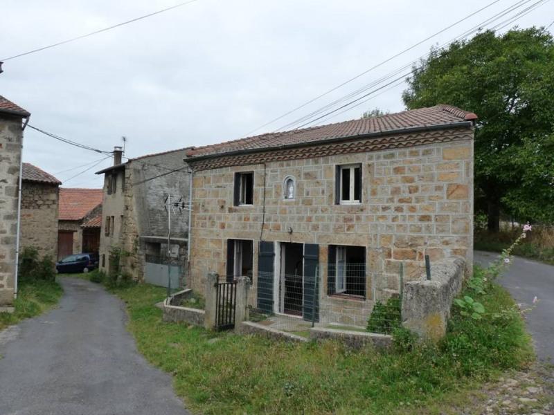 Revenda casa Rozier-cotes-d'aurec 75000€ - Fotografia 1