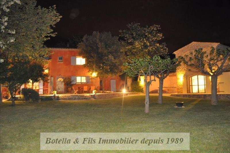 Immobile residenziali di prestigio casa Uzes 763000€ - Fotografia 17