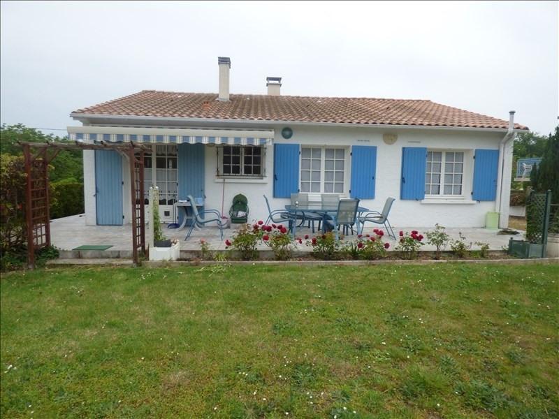 Vente maison / villa Etaules 210000€ - Photo 2