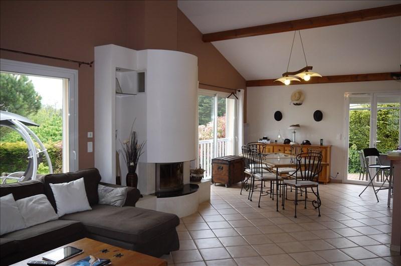 Venta  casa Les cotes d arey 349500€ - Fotografía 5