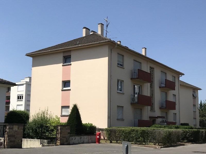 Vente appartement Colmar 139900€ - Photo 2