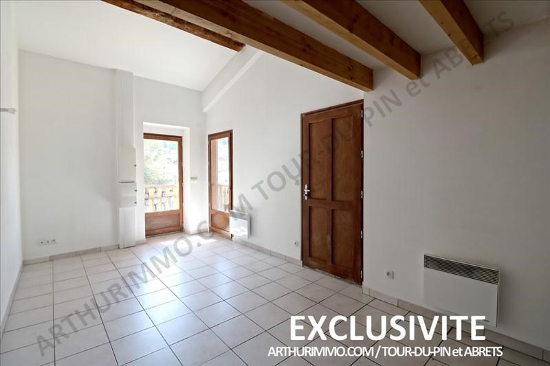 Location appartement Bourgoin jallieu 490€ CC - Photo 2