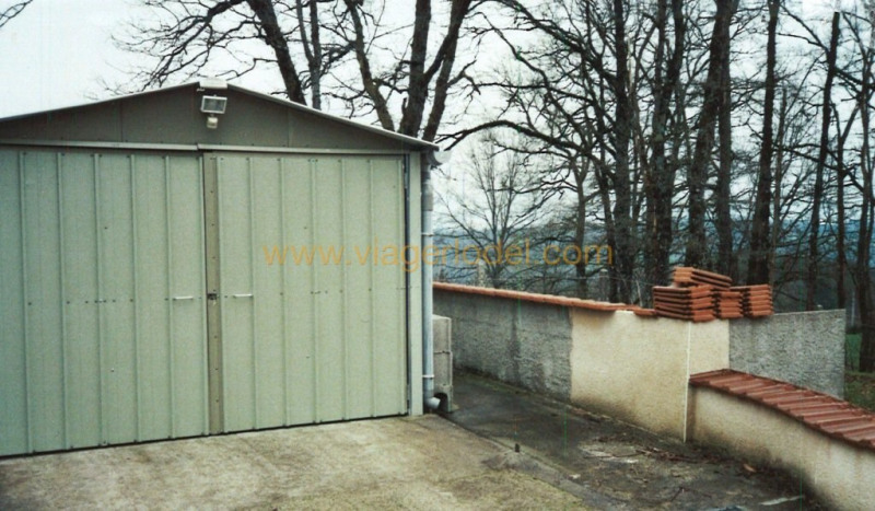 Vitalicio  casa Saint-bressou 65000€ - Fotografía 20