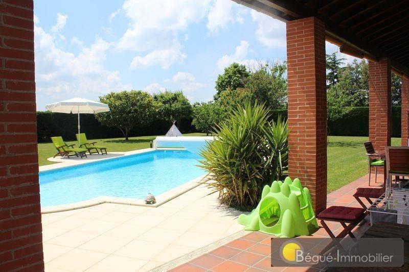 Sale house / villa Mondonville 440000€ - Picture 5