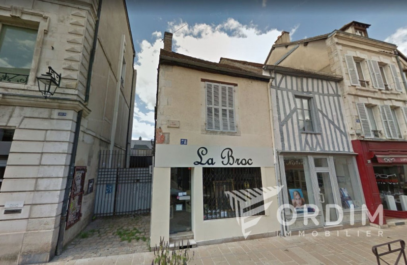 Location local commercial Auxerre 750€ HC - Photo 1