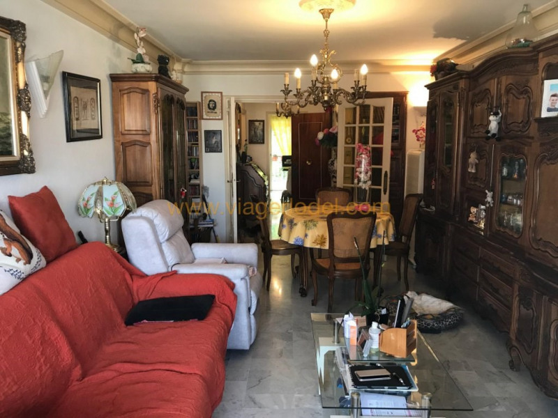 Viager appartement Nice 49 900€ - Photo 1