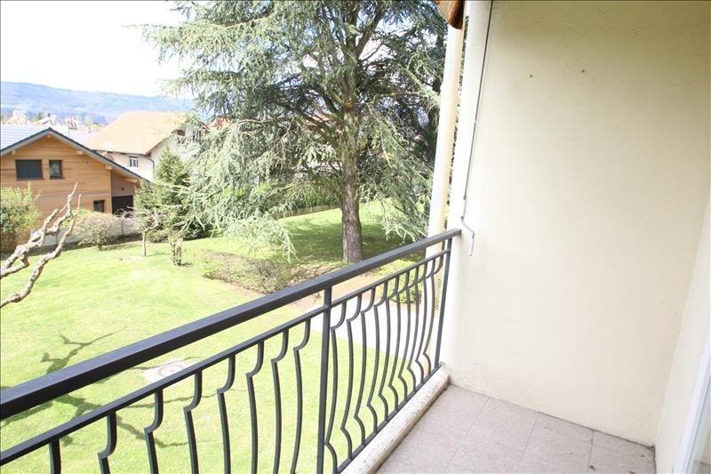Sale apartment Barberaz 140000€ - Picture 5