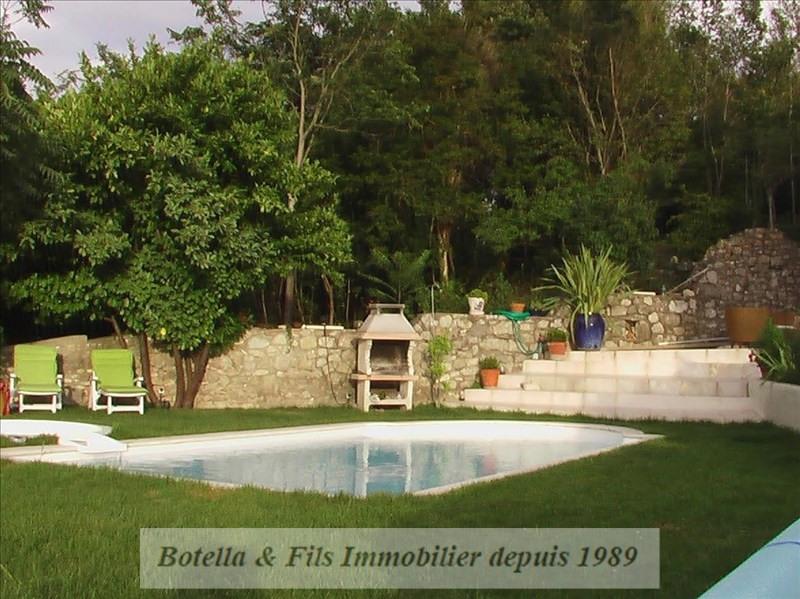 Vente de prestige maison / villa Uzes 576600€ - Photo 2