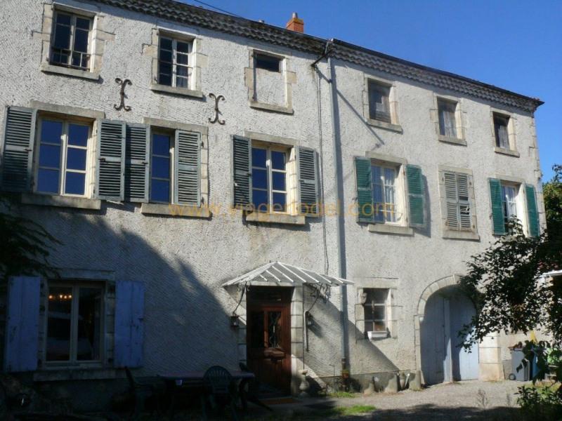 Lijfrente  huis Authezat 65000€ - Foto 1