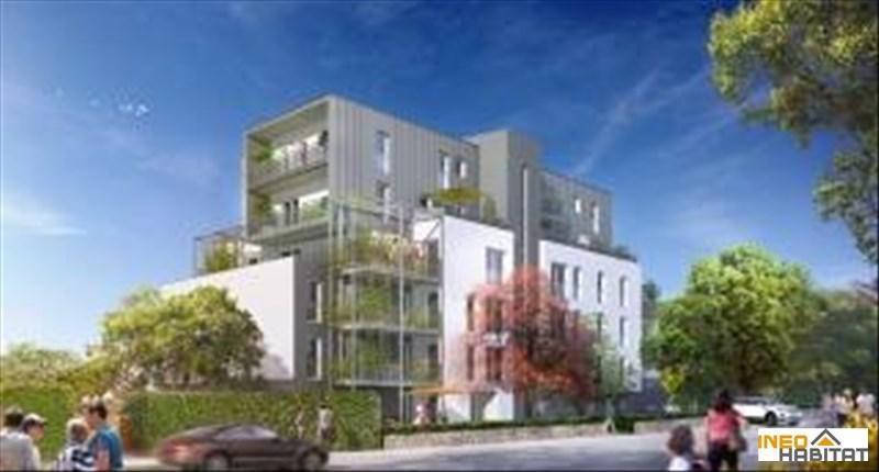 Vente de prestige appartement Rennes 133000€ - Photo 1