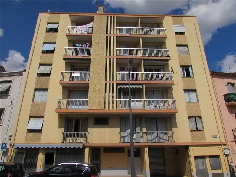 Sale apartment Beziers 86 000€ - Picture 1