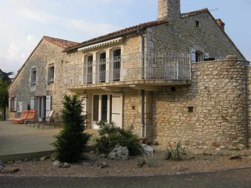 Vente maison / villa Bonnes 525000€ - Photo 3