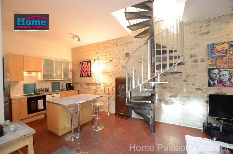 Sale apartment Nanterre 550000€ - Picture 3