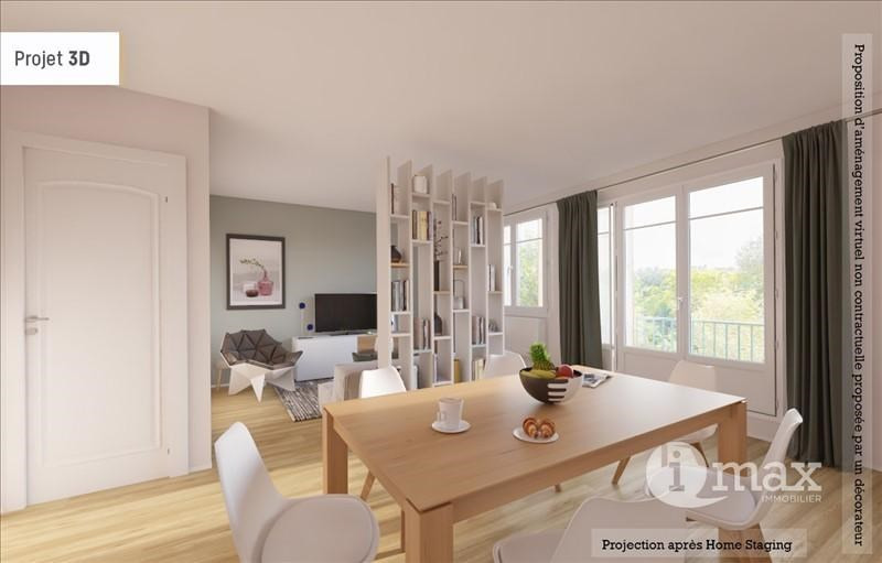 Vente appartement Asnieres sur seine 479 000€ - Photo 2