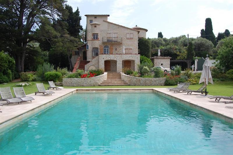 Deluxe sale house / villa Cap d'antibes 8 400 000€ - Picture 1