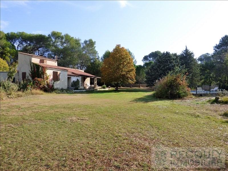 Vente maison / villa Eguilles 455000€ - Photo 1
