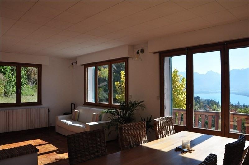 Deluxe sale house / villa Talloires 715000€ - Picture 4