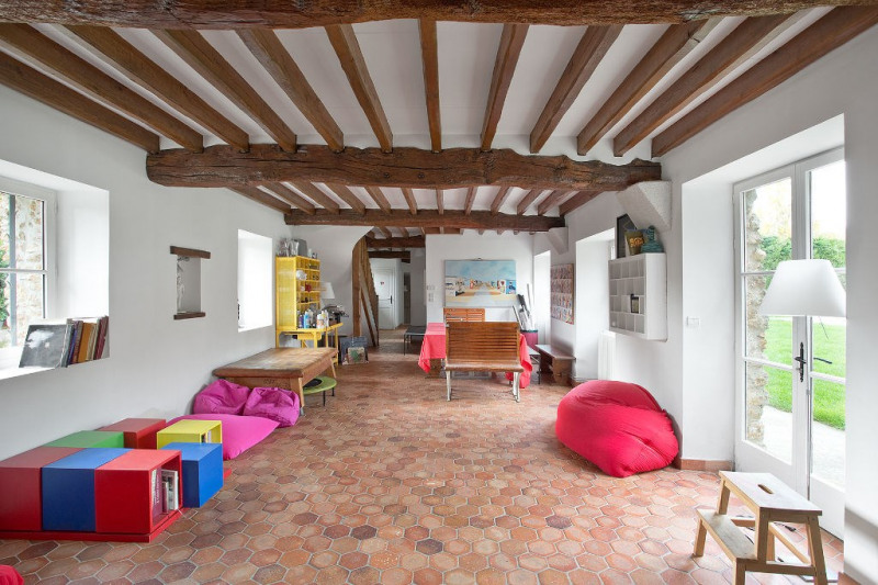 Verkauf von luxusobjekt haus Fremainville 1195000€ - Fotografie 6