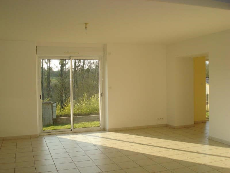 Location maison / villa Tillieres 760€ CC - Photo 1