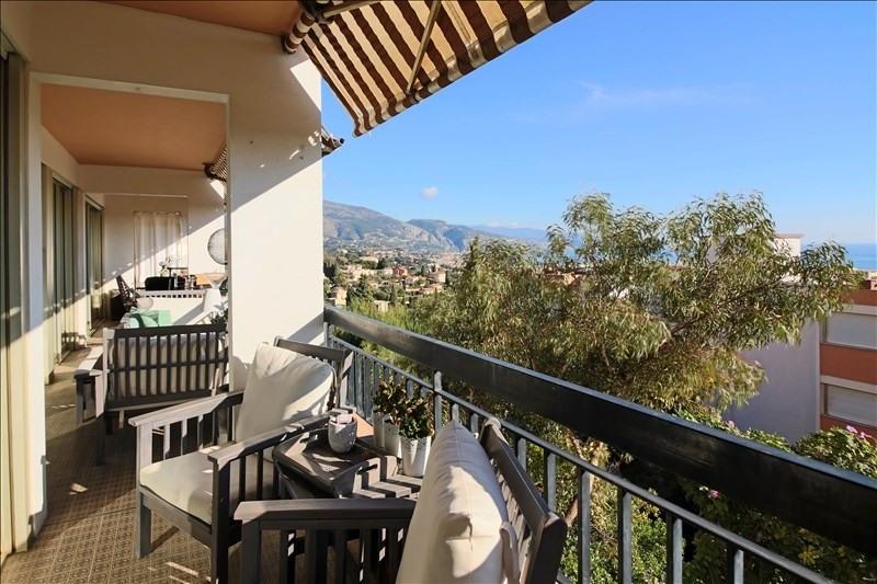 Vente appartement Roquebrune cap martin 546000€ - Photo 1