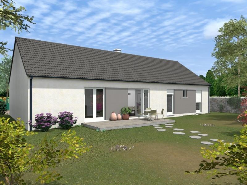 Maison  5 pièces + Terrain 1000 m² Tournon-Saint-Martin par Maisons Phenix