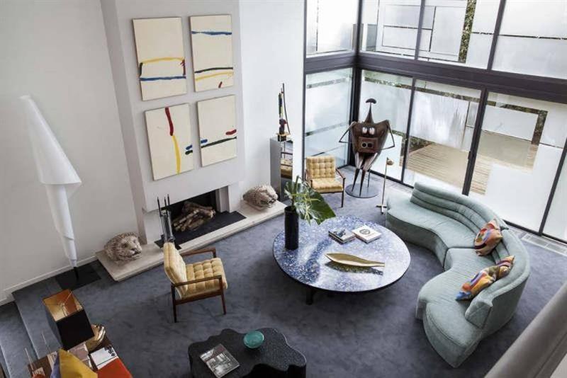 Revenda residencial de prestígio casa Paris 16ème 7350000€ - Fotografia 10
