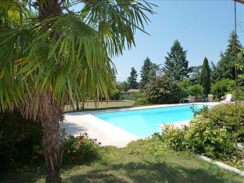 Deluxe sale house / villa Villerest 495000€ - Picture 2