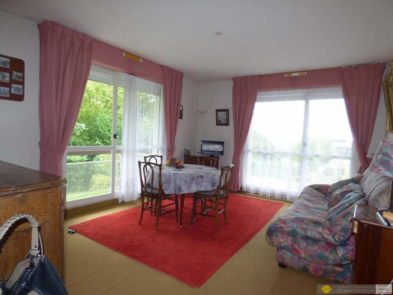 Verkoop  appartement Villers sur mer 110000€ - Foto 2