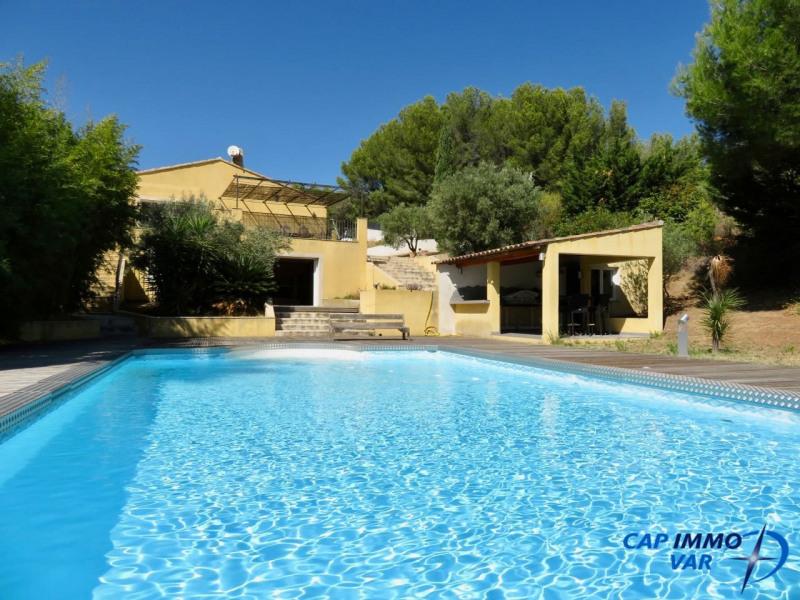 Vente de prestige maison / villa Le castellet 795000€ - Photo 2