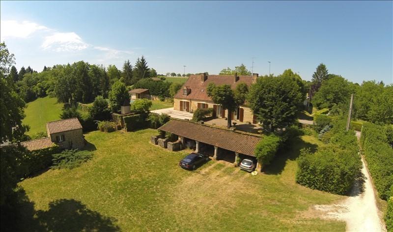 Vente maison / villa Meyrals 371000€ - Photo 1
