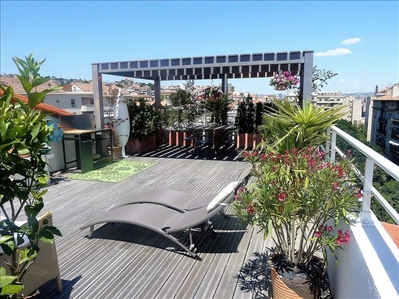 Vente de prestige appartement Marseille 8ème 840000€ - Photo 2