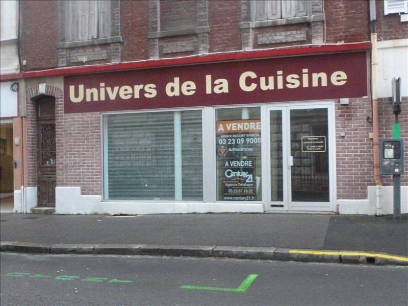 Vente local commercial St quentin 159 000€ - Photo 1