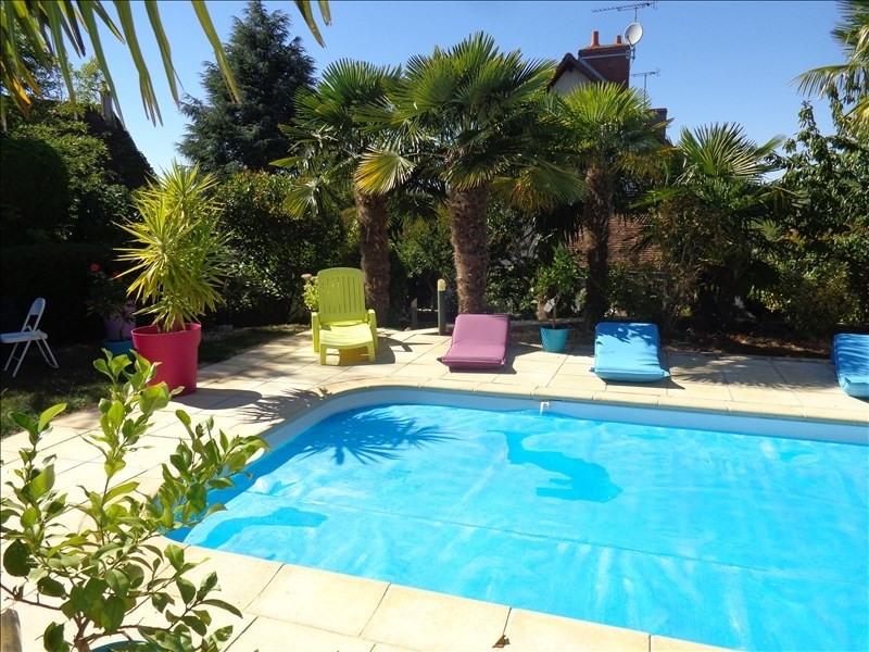 Sale house / villa Vineuil 289000€ - Picture 1