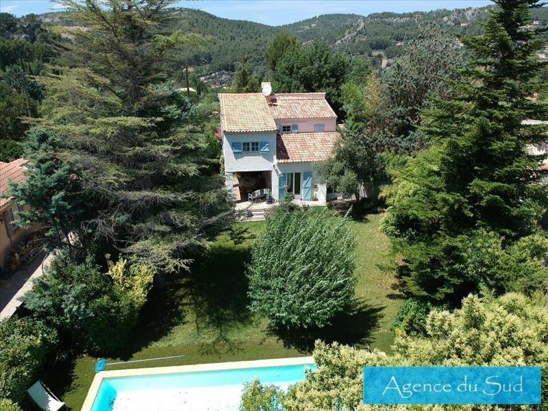 Vente de prestige maison / villa Auriol 628000€ - Photo 1