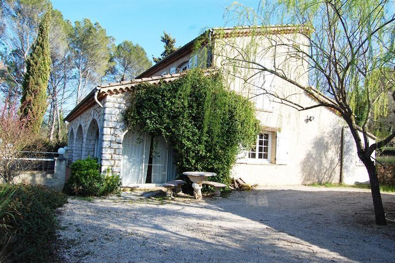 Vente de prestige maison / villa Fayence 890000€ - Photo 5