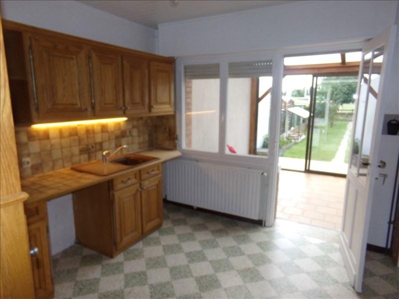 Sale house / villa Brebieres 156750€ - Picture 2