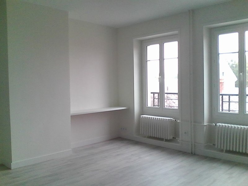 Location appartement Isigny sur mer 370€ CC - Photo 1