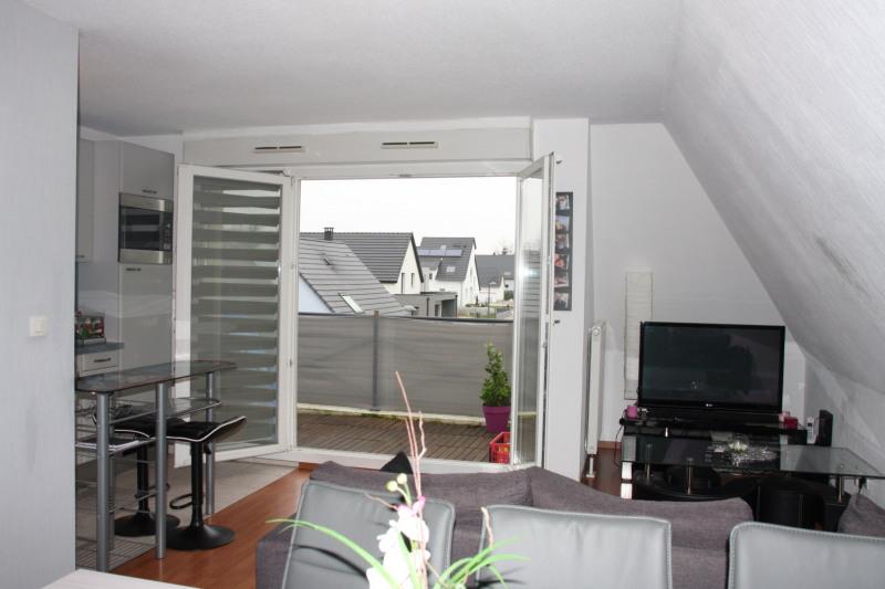 Sale apartment Hurtigheim 125000€ - Picture 2