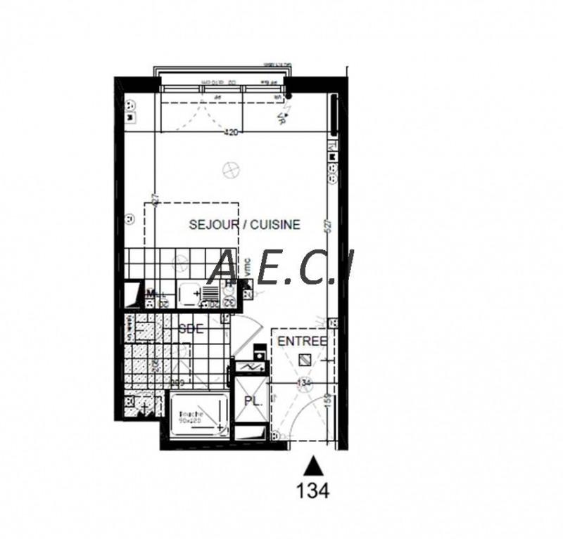 Sale apartment Bois colombes 220000€ - Picture 2