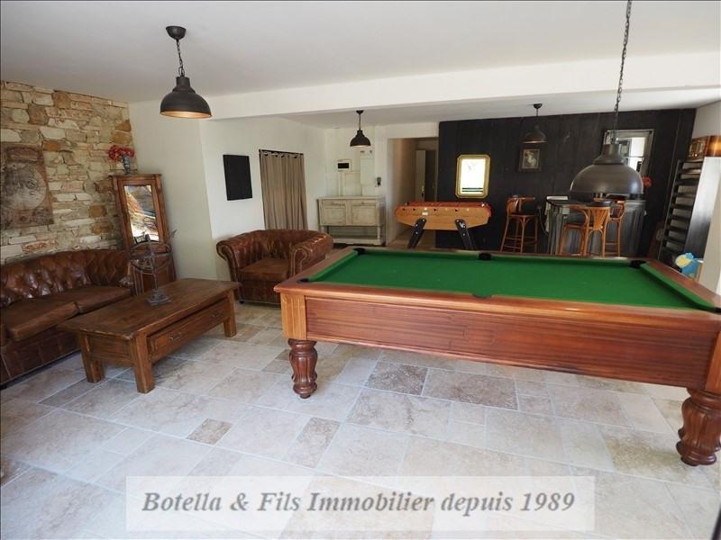Deluxe sale house / villa Goudargues 649000€ - Picture 5