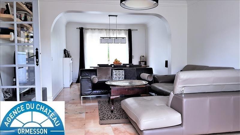 Sale house / villa Ormesson sur marne 455000€ - Picture 1