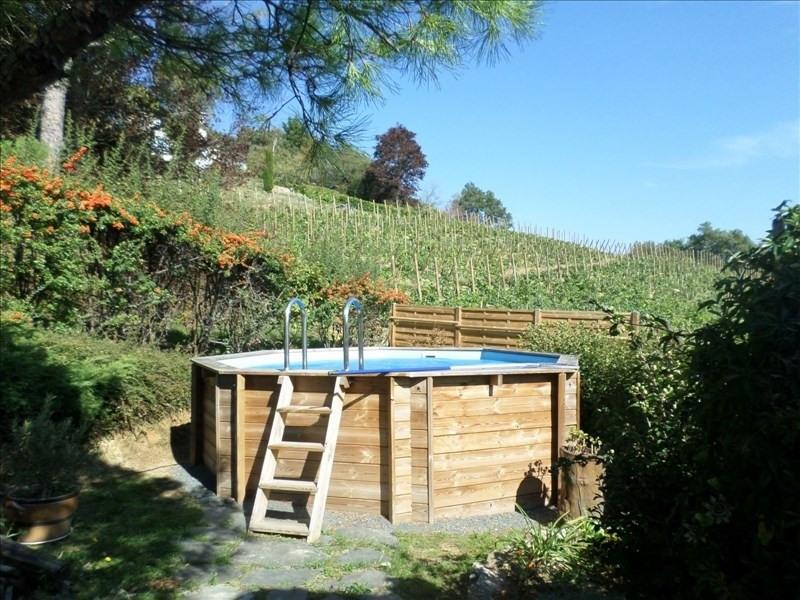Sale house / villa St cyr sur le rhone 375000€ - Picture 6